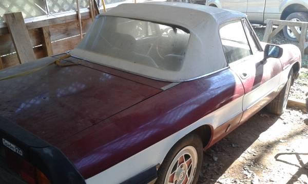 '83 Alfa right side