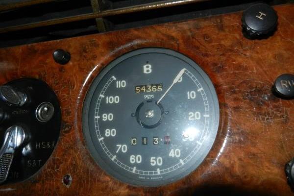 Bentley dash 1