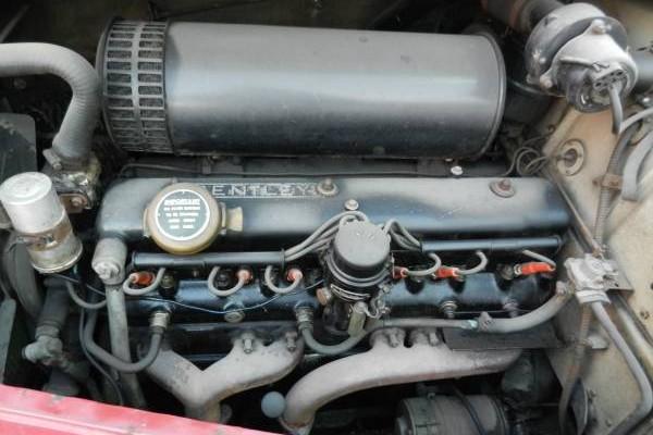 Bentley engine 1