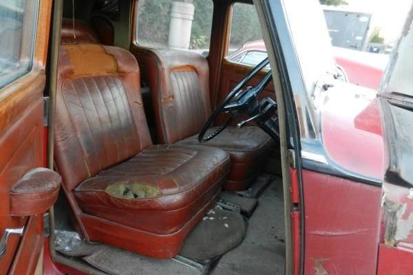 Bentley interior 2