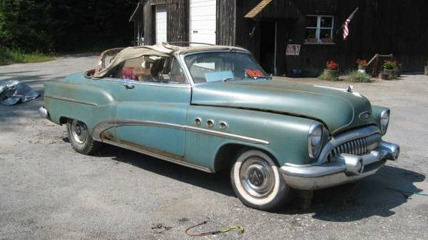 Buick Front 2