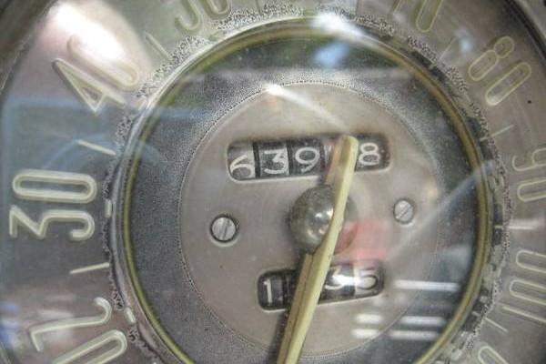 Buick speedo