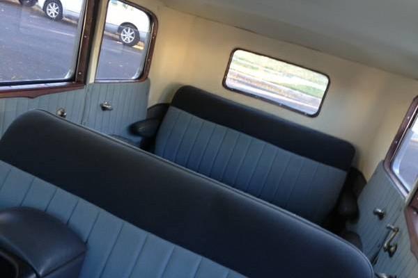 Hup interior