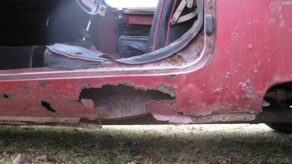 MGA Rust view