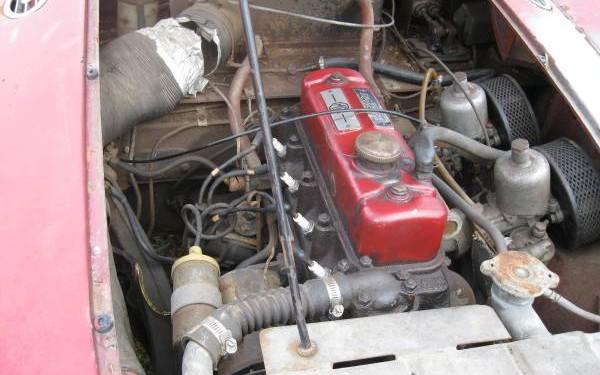 MGA engine 1