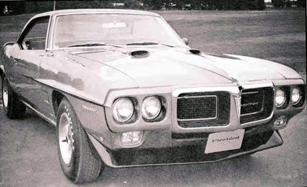 Pontiac Trans Am Prototype
