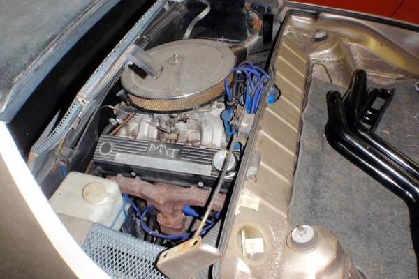 Porsche 914 V8