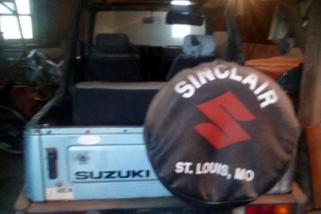 Suzuki Samuri
