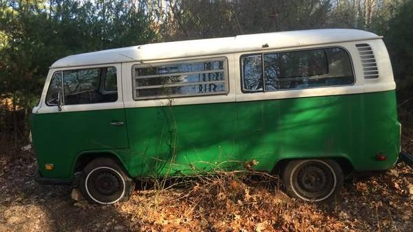 VW Van side