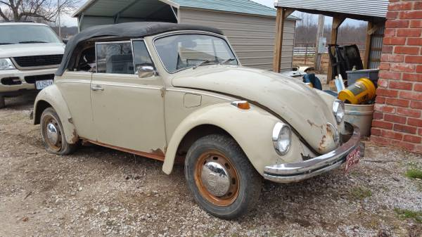 front right VW