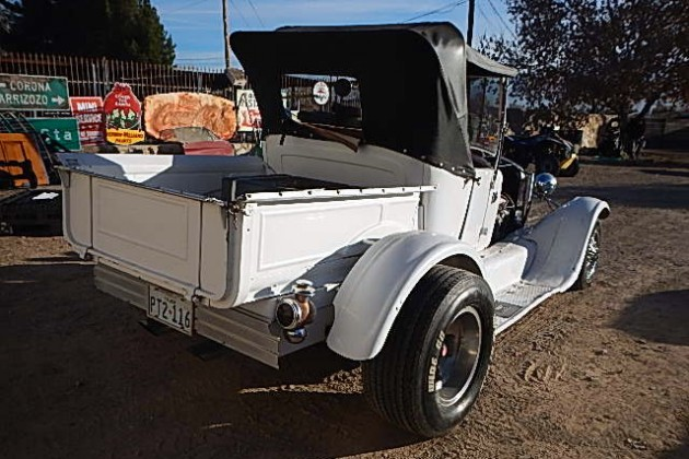 1927 Ford Truck Hot Rod