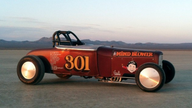 1929 Model A Mind Blower