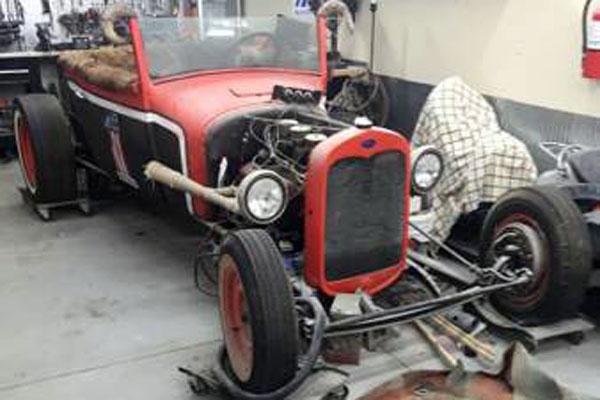 1929 Rat Rod Project