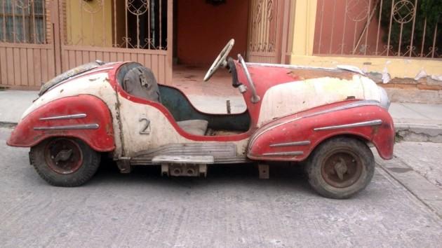 1938 Ihle Microcar