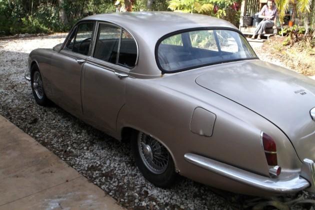 1964 Jaguar S-Type Project