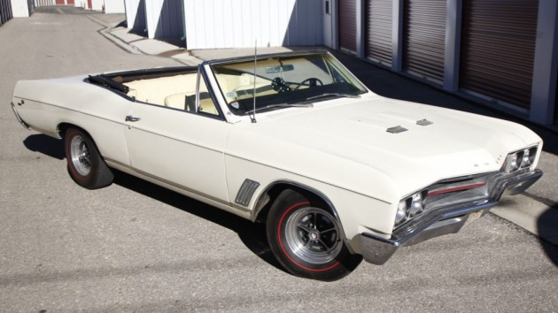 1967 Buick GS 400 Convertible