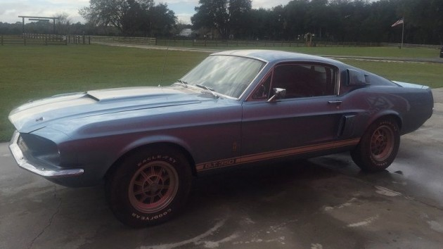 1967 Shelby GT350 Find