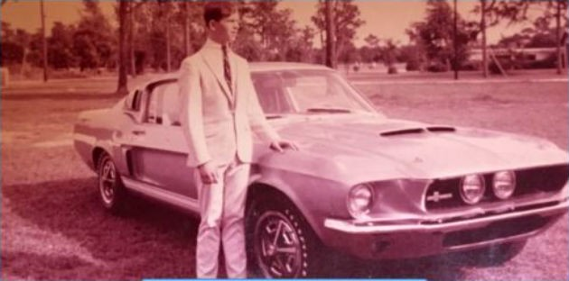 1967 Shelby GT350 When New