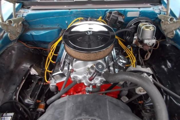 1968 Camaro Z28 302 V8