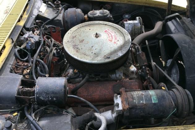 1969 Corvette Stingray 350 V8