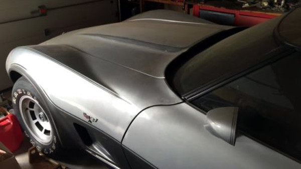 1978 Corvette Anniversary