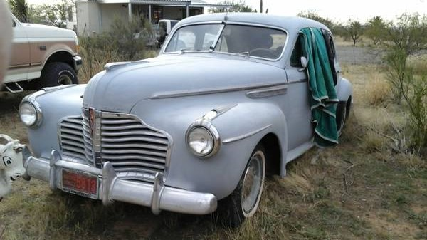 41 Buick front