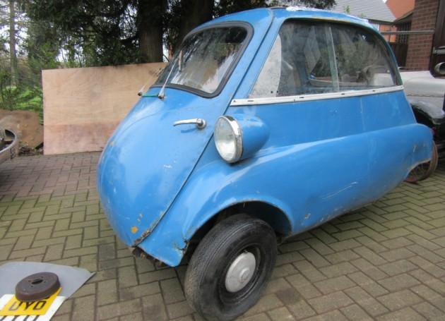 '61 Isetta