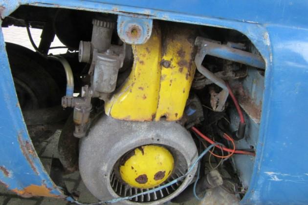 '61 Isetta engine