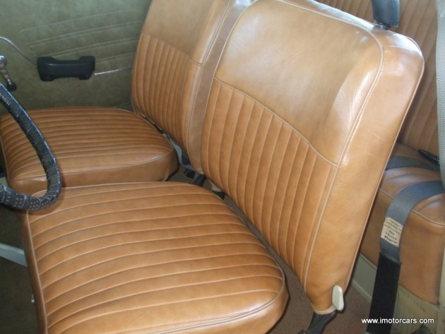 '70 96 front seats