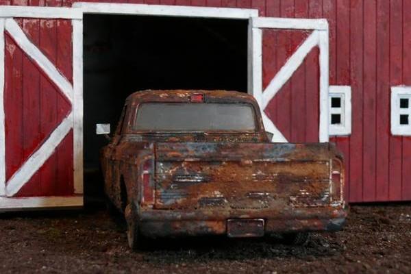 '72 Cheyenne rear