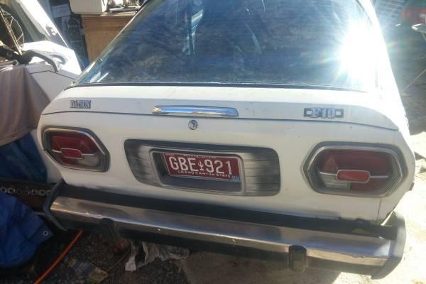 '77 F10 rear