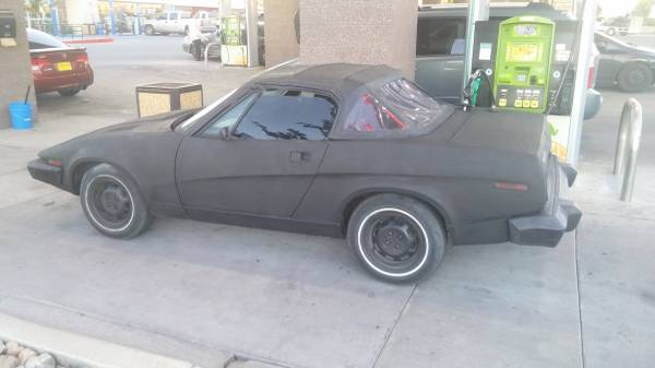 '79 TR7