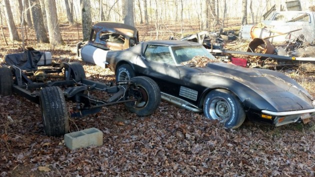 Big Corvette Project
