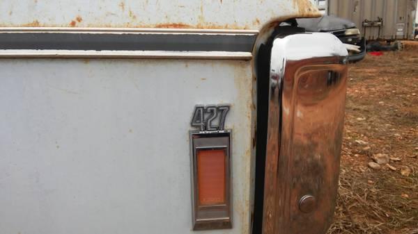 Chev 427 detail
