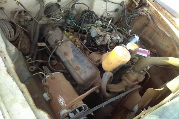 Commander engine