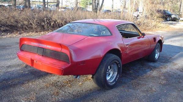 Firebird rear 3