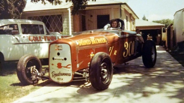Ford Salt Flat Racer
