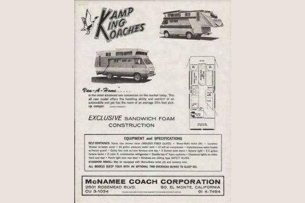 Kamp King Koaches Ad