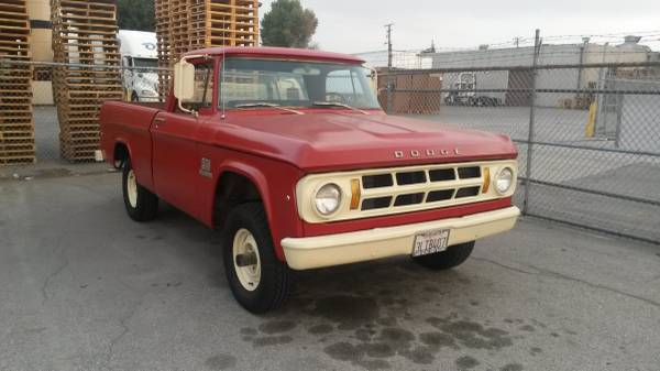 Power Wagon front