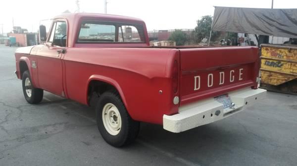 Power Wagon rear