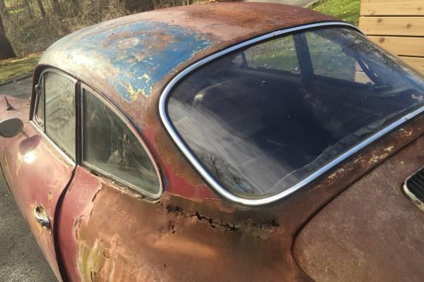 left rear rust
