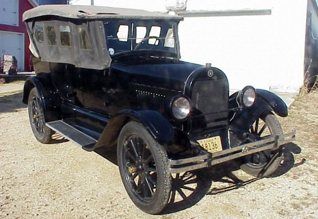 1923 Durant Star