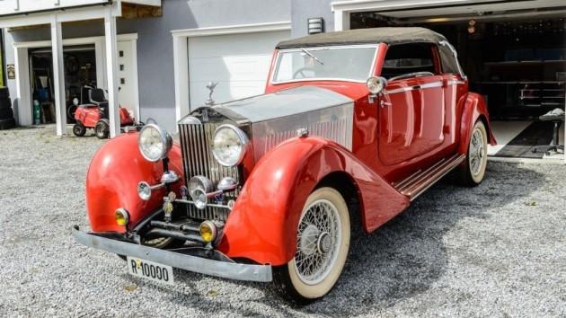 1934 Rolls-Royce Convertible