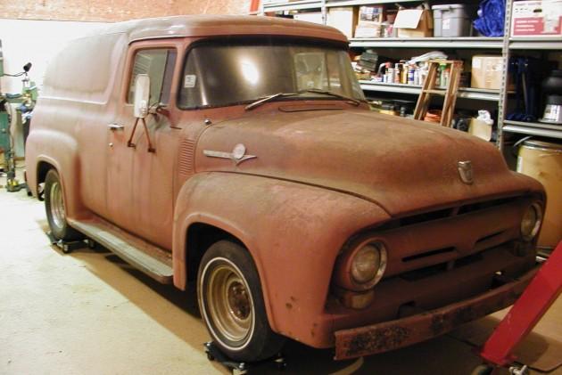 1956 Ford Panel Van