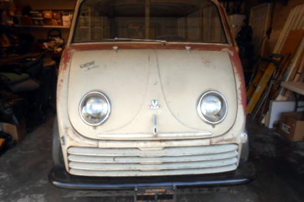 1957 DKW Schnellaster 3=6 Van