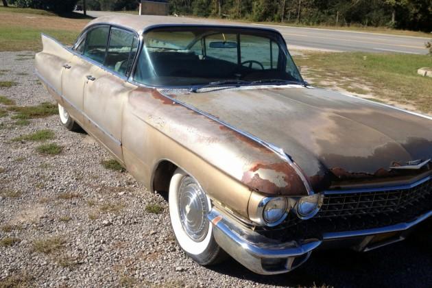 1960 Cadillac Project