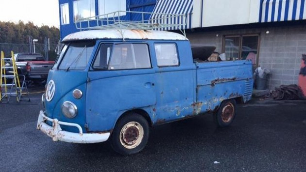 1965 VW Double Cab