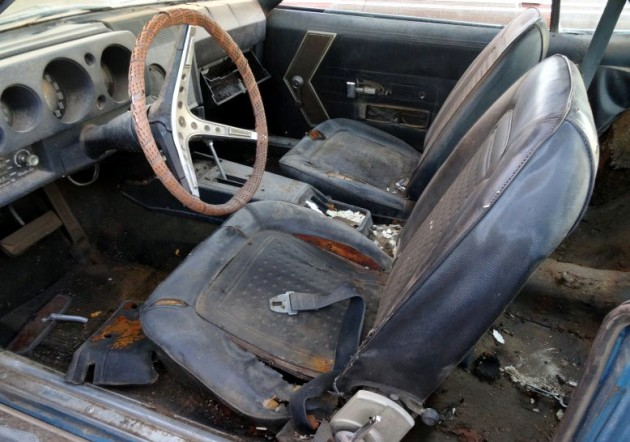 1968 AMC AMX 390 Interior