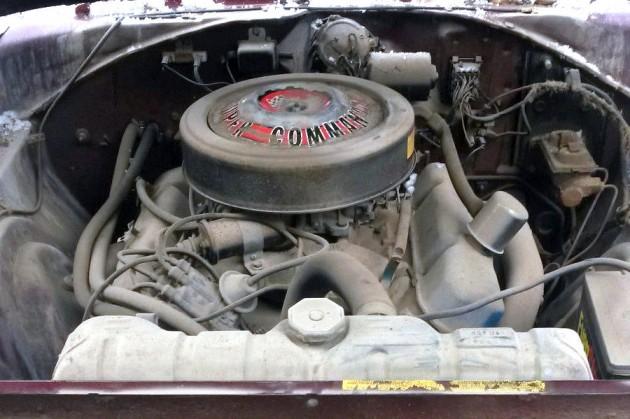 1968 Plymouth GTX 440 V8