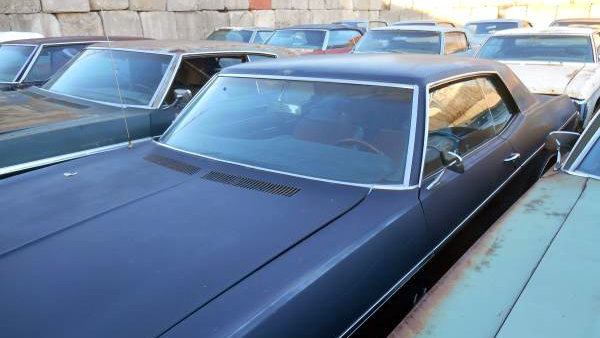 1969 Chevrolet Impalas